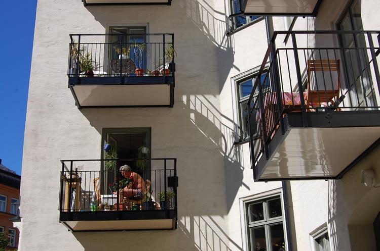 Balkongföretaget Balcona är rikstäckande!