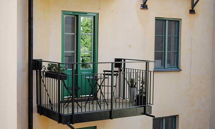 bygga balkong kostnad